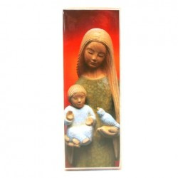 Signet Icone Vierge à l'enfant et la colombe - Yves le Pape