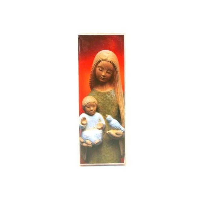 Signet Icone Vierge à l'enfant et la colombe
