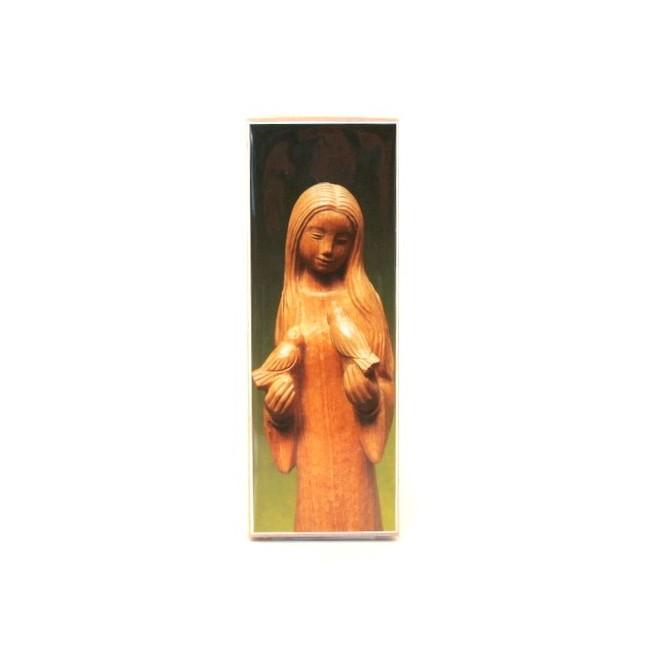 Signet Icone Vierge aux oiseaux