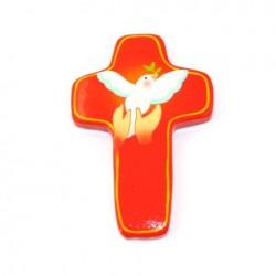 Croix Espoir rouge