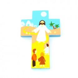 Croix Jésus Soleil