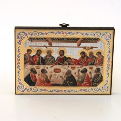 Icone religieuse Sainte Cene