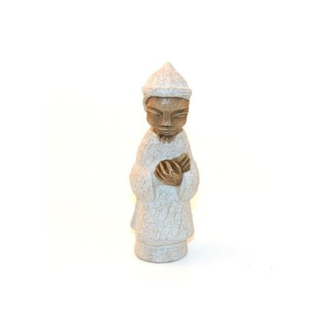 Crèche Soeurs de Bethleem - Roi Mage Chinois