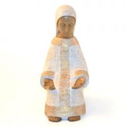 Vierge Paysanne blanche - Soeurs de Bethleem