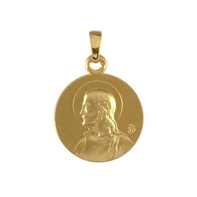 Médaille Christ Jeune - Or