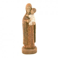 Vierge Eleousa ocre - Soeurs de Bethleem