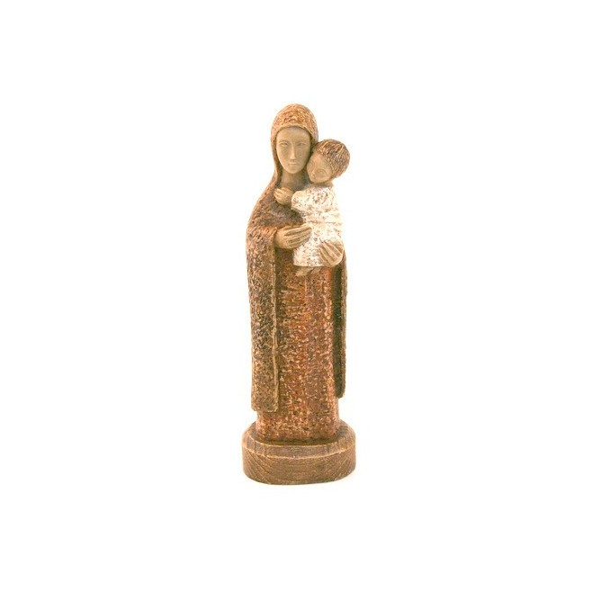 Vierge Eleousa - ocre