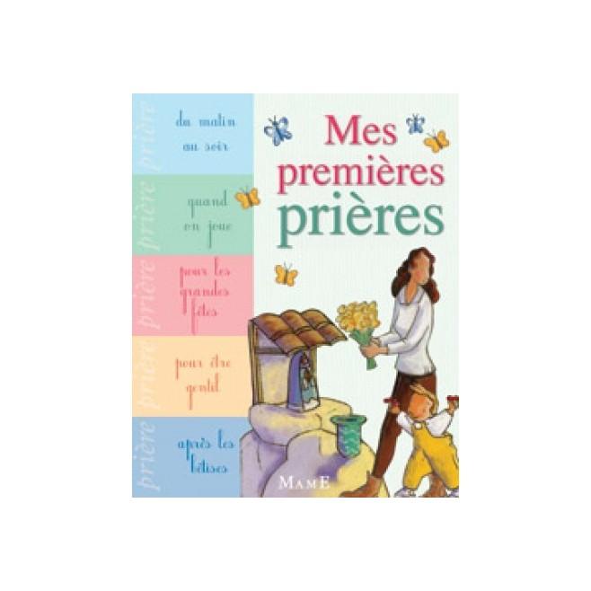 Mes premières prières - Editions Mame