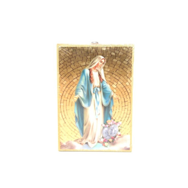 Cadre Vierge Miraculeuse