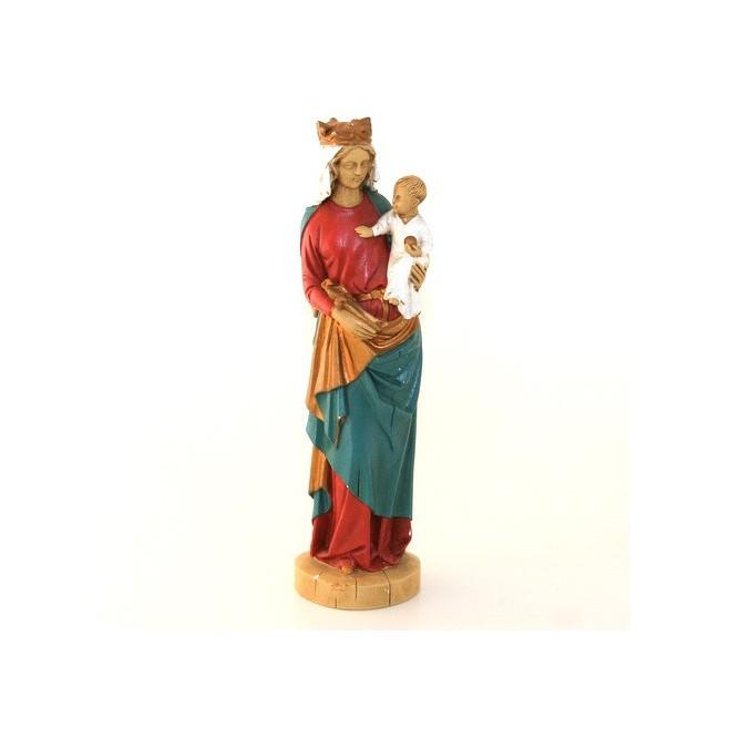 Statue religieuse Vierge à l'enfant