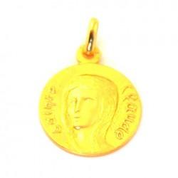 Médaille Sainte Claude - plaqué or