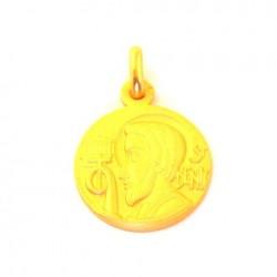 Médaille Saint Denis - plaqué or