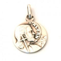 Médaille Saint Alban - argent