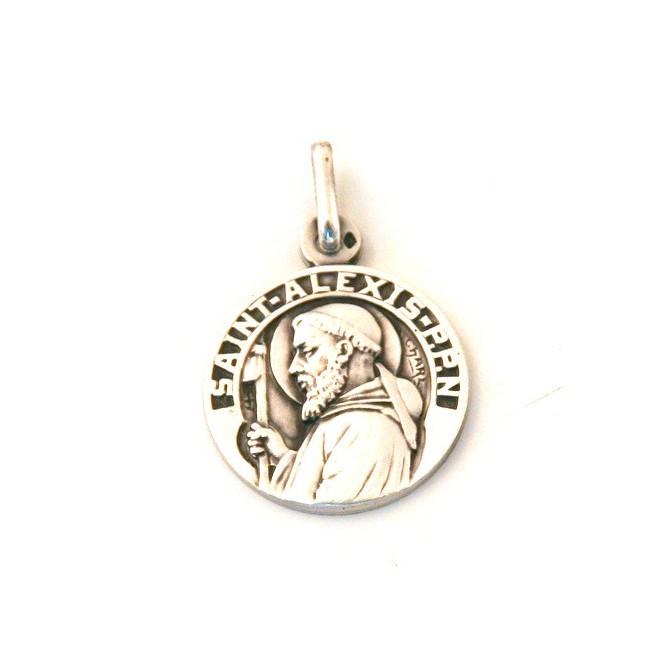 Médaille Saint Alexis - argent