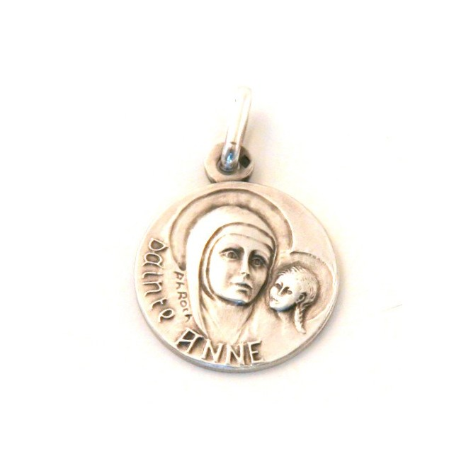 Médaille Sainte Anne - argent