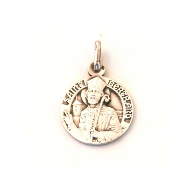 Médaille Saint Bertrand - argent