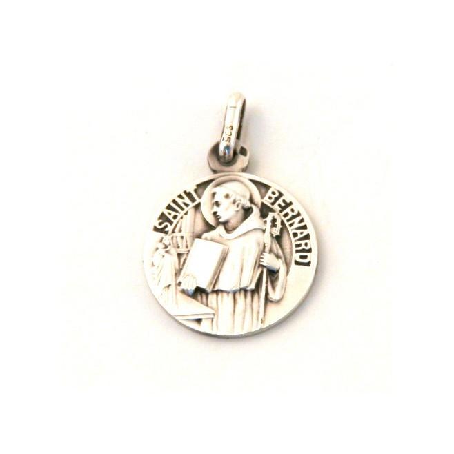 Médaille Saint Bernard - argent