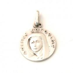 Médaille Sainte Caroline - argent