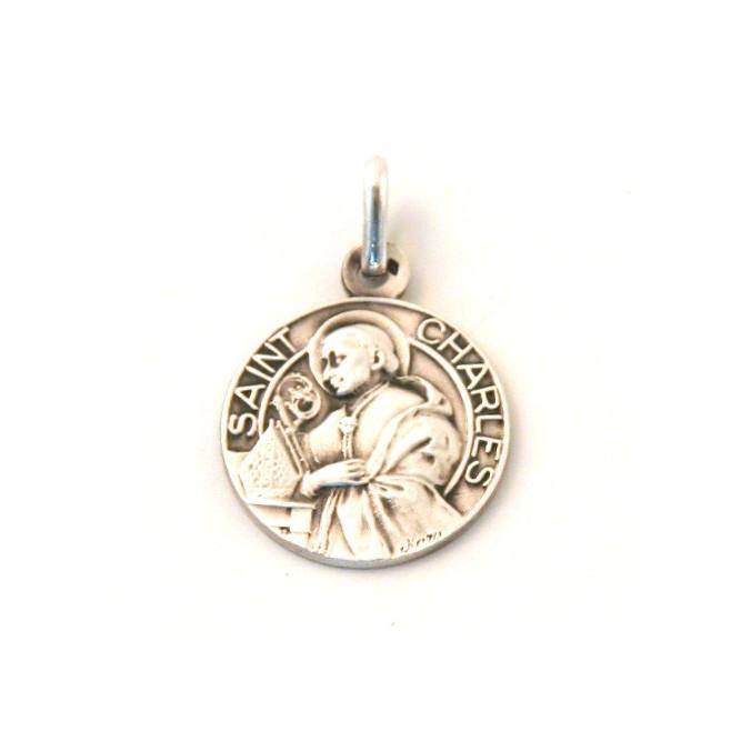 Médaille Saint Charles - argent