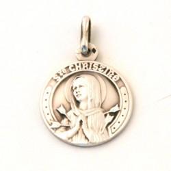 Médaille Sainte Christine - argent