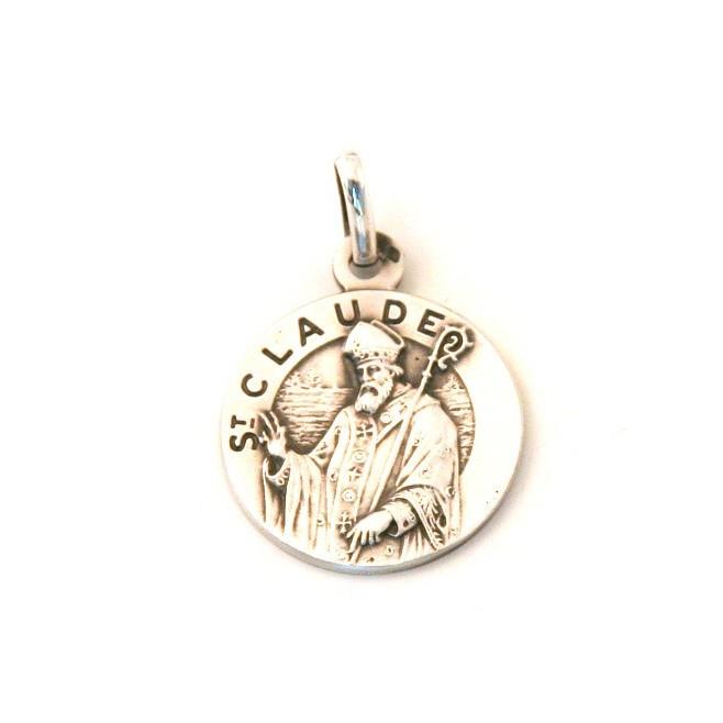 Médaille Saint Claude - argent