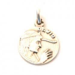 Médaille Saint David - argent