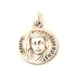 Médaille Sainte Elisabeth - argent