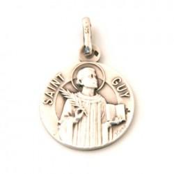 Médaille Saint Guy - argent