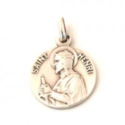 Médaille Saint Henri - argent