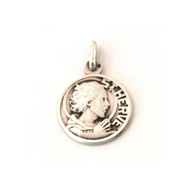 Médaille Saint Hervé - argent