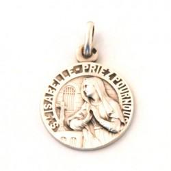 Médaille Sainte Isabelle - argent