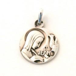 Médaille Saint Jean - argent