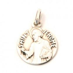 Médaille Saint Jérome - argent