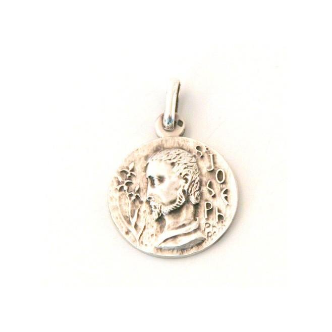 Médaille Saint Joseph- argent