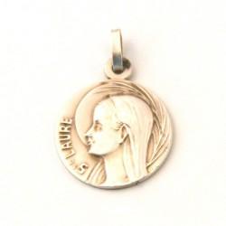 Médaille Sainte Laure - argent