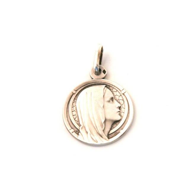 Médaille Sainte Marie - argent