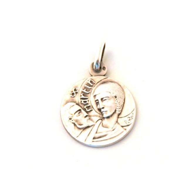 Médaille Saint Martin - argent