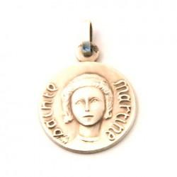 Médaille Sainte Martine - argent