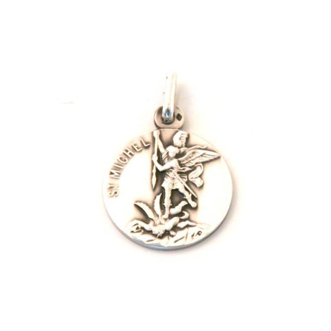 Médaille Saint Michel - argent
