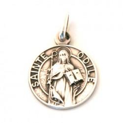 Médaille Sainte Odile - argent