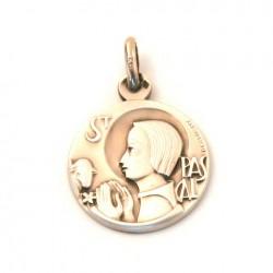 Médaille Saint Pascal - argent