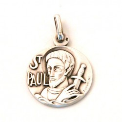 Médaille Saint Paul - argent