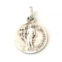 Médaille Saint Sébastien - argent