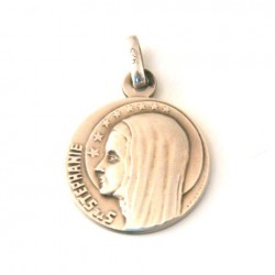 Médaille Sainte Stéphanie - argent
