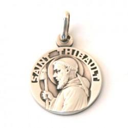 Médaille Saint Thibault - argent