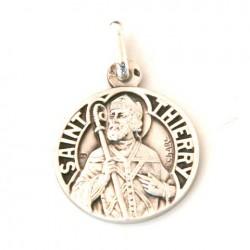 Médaille Saint Thierry - argent