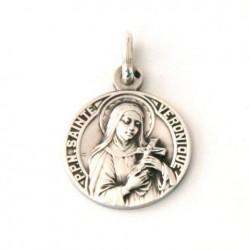 Médaille Sainte Véronique - argent