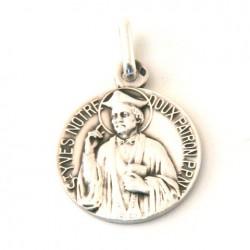 Médaille Saint Yves - argent