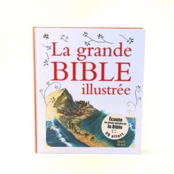 La grande Bible illustrée et CD - Ed.Mame