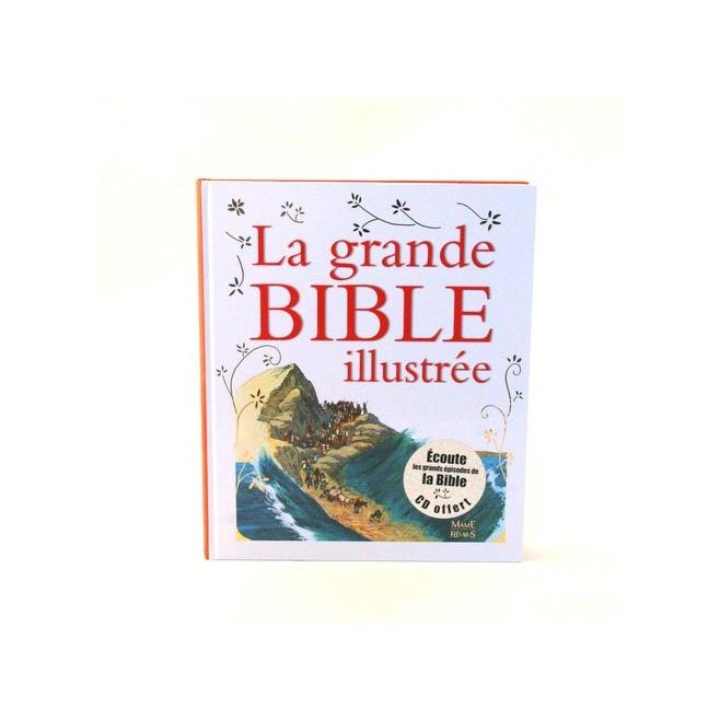 La grande Bible illustrée  - Ed.Mame
